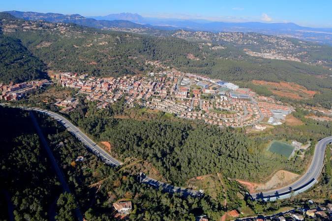 Cervelló, un reducto verde en la provincia de Barcelona