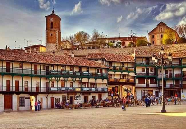 Chinchón, uno de los pueblos más bonitos de España en Madrid
