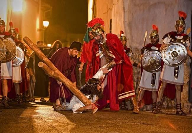 La Semana Santa de Chinchón