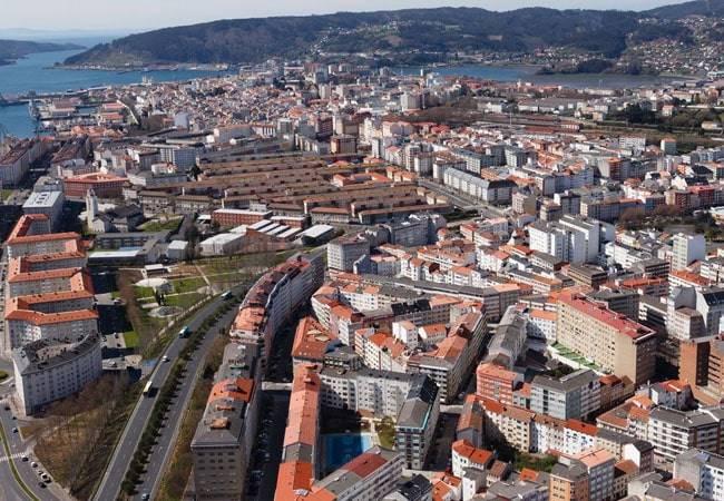 Las cinco ciudades menos atractivas de España según los internautas