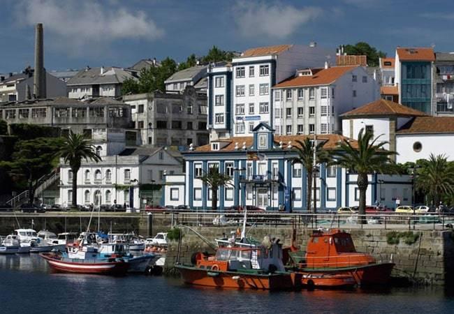 ¿Conoces Ferrol en Galicia?