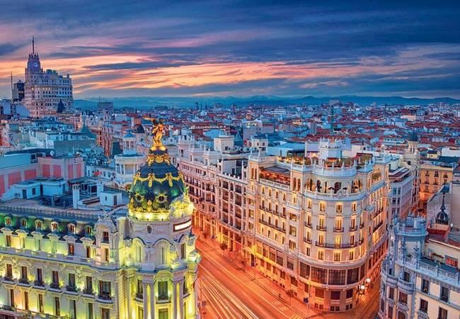 Top 10 de las ciudades más visitadas en España en 2018