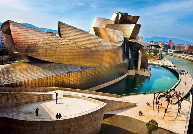 Disfruta un viaje a Bilbao