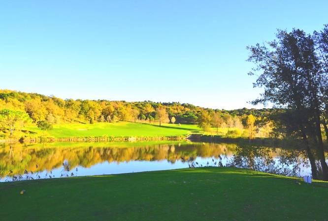 El Club de Golf Montanyá, en la provincia de Barcelona