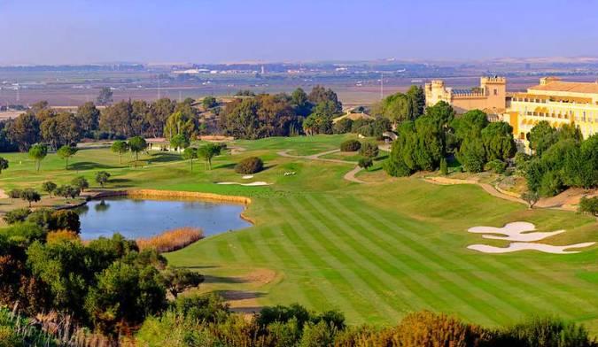 El Club de Golf Montecastillo, en Cádiz