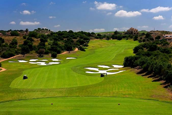 Montecastillo Barceló Golf Club, en Jerez de la Frontera