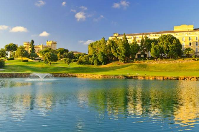 Barceló Montecastillo Golf & Sport Resort, en Jerez de la Frontera