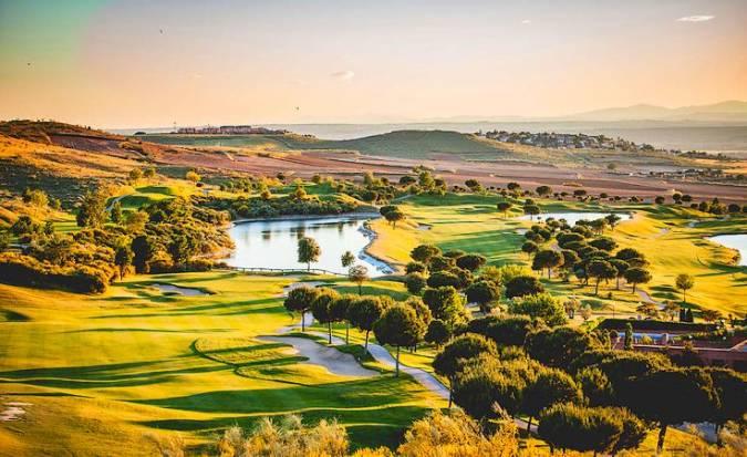 Club de Golf Retamares, en Alalpardo, Madrid