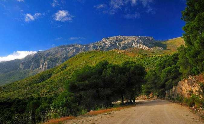 La Sierra Arana, en Granada