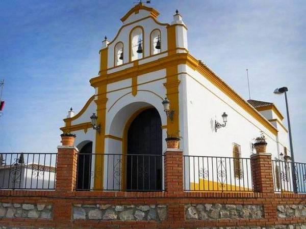 Ermita de la Candelaria de Colmenar, en Málaga