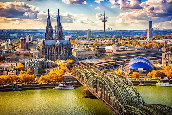 Colonia, una ciudad alemana con mucho aroma
