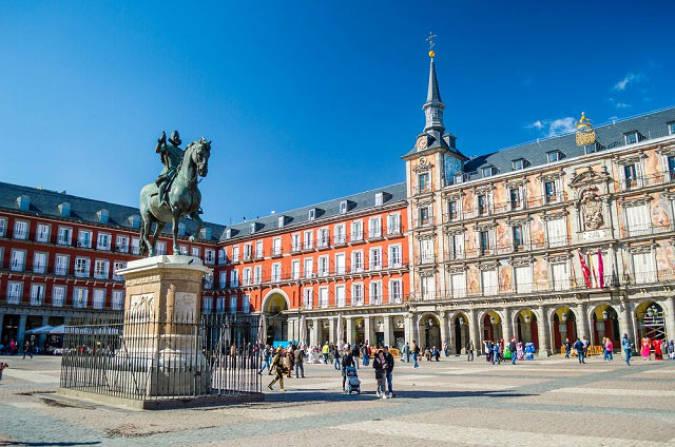 Cómo sobrevivir en Madrid en Agosto