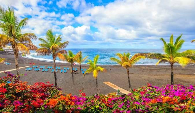 El Complejo Playa Jardín, en Tenerife