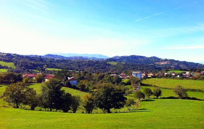 El concejo de Siero, en el interior de Asturias