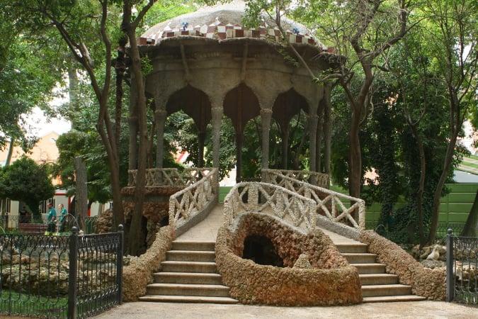 Parque de los Jardinillos, en Albacete