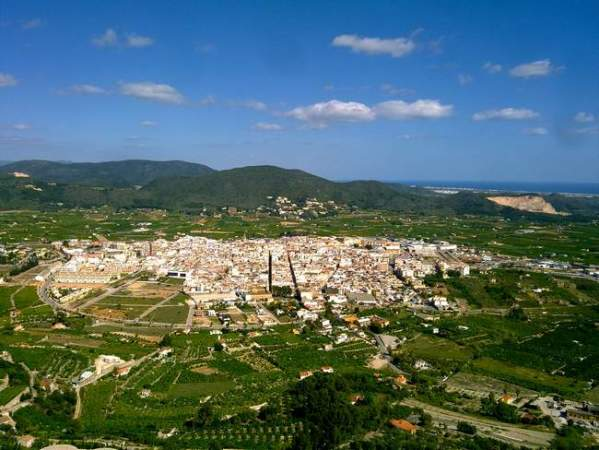 Pego, lo mejor del mar y la montaña en Alicante