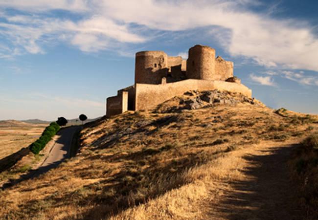 El castillo de Consuegra