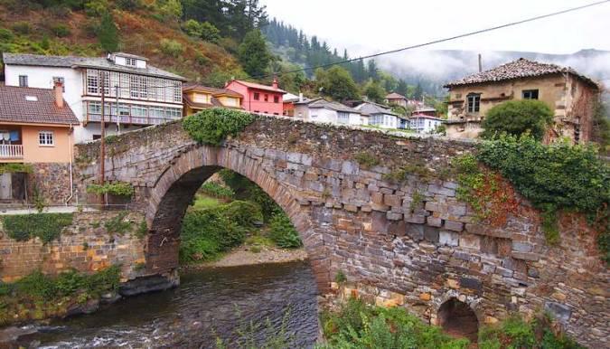 Corias, el encanto del interior de Asturias