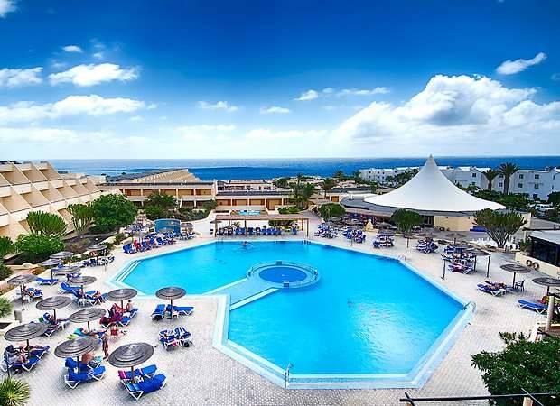Coronas Playa, hotel sólo para adultos en Lanzarote