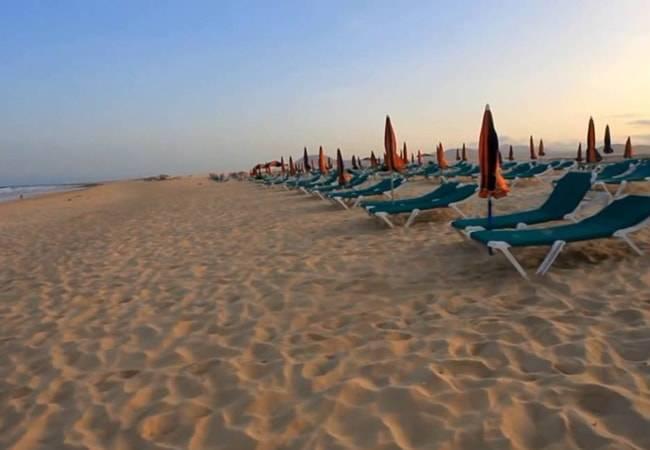 Corralejo, el mejor destino de playa en Fuerteventura
