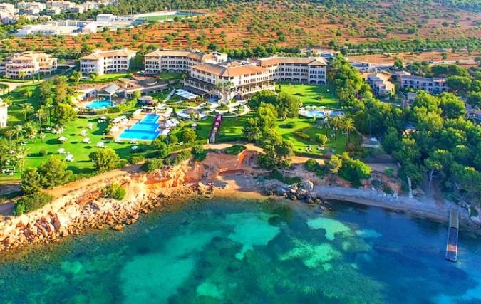 Costa d'en Blanes, en la isla de Mallorca