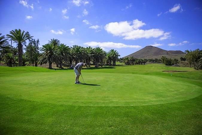 Costa Teguise Golf, en Lanzarote