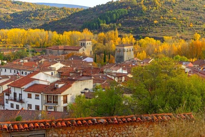 Covarrubias, una bonita villa medieval en Burgos