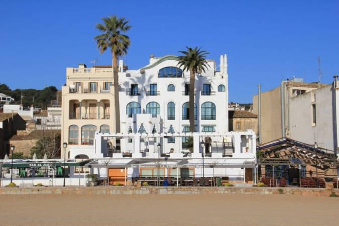 Hotel Diana, en Tossa de Mar, Girona