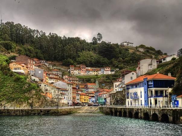 Cudillero, una preciosa villa marinera en Asturias