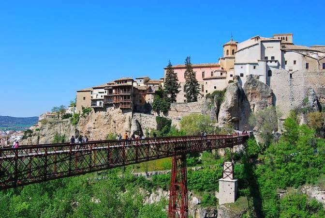 Cuenca, la Ciudad Colgada de Castilla-la Mancha