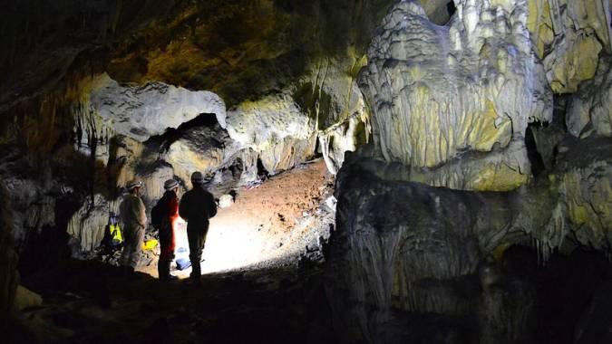 La Cueva de Ardales, en Málaga