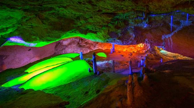 La Cueva de Can Marçá, en Ibiza