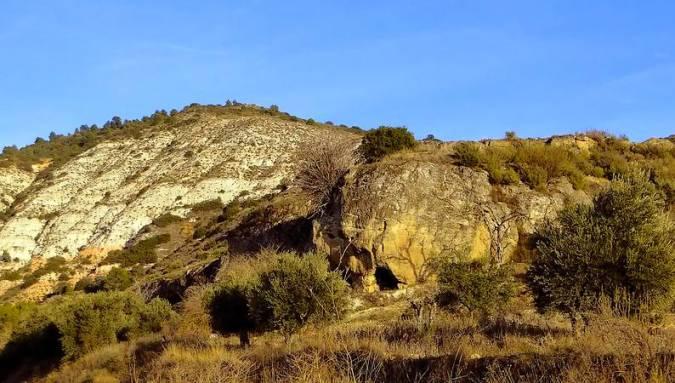 La Cueva de los Moros, en Pastrana