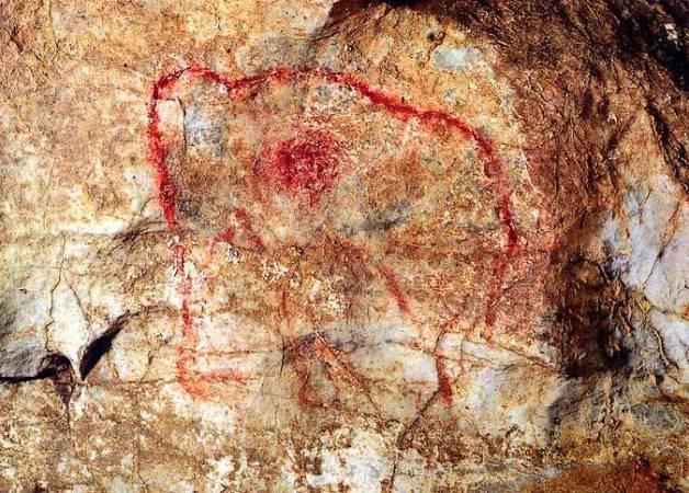 La Cueva del Pindal, en Asturias