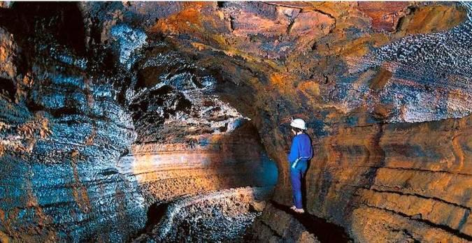 Visita a la Cueva del Viento, en Tenerife
