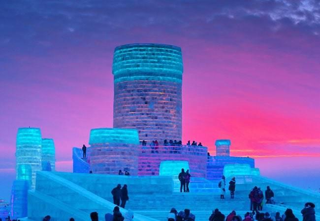 Festival de la Nieve en Harbin