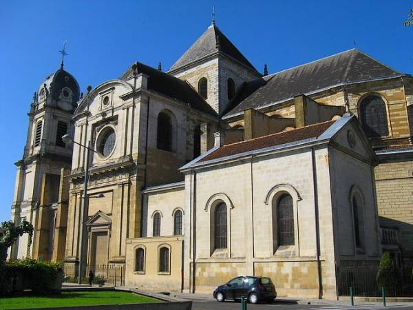 Catedral de Notre-Dame de Dax, en Francia