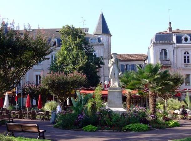 La ciuda de Dax, en Francia