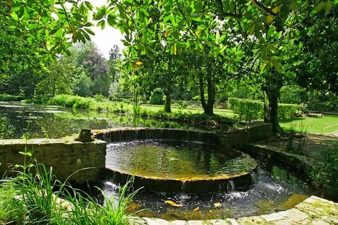 Parque del Sarrat, en Dax, Francia