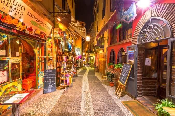 De tapas por la ciudad de Granada