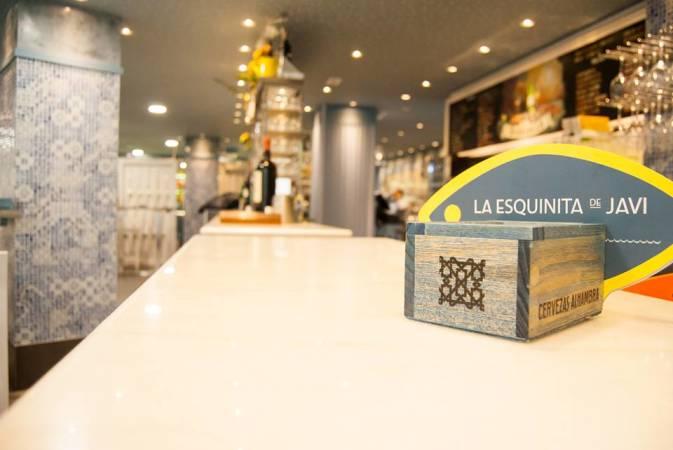 Bar de tapas La Esquinita de Javi, en Granada