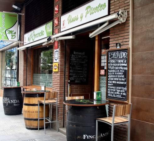 Bar El Rinconcillo, en Granada