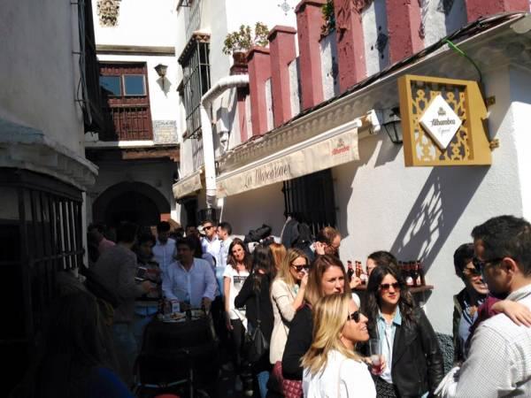 Bar Los Mascarones, en Granada