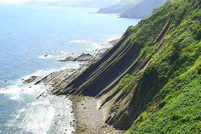 Geoparque de la Costa Vasca