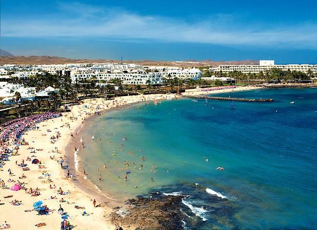 Descubriendo Costa Teguise, en Lanzarote