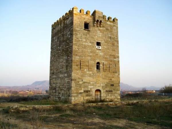 Torre de los Frailes, en Fraga, Huesca