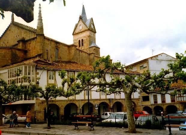 Espinosa de los Monteros, en Las Merindades de Burgos