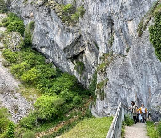 La Yecla, el sorprendente desfiladero de Burgos