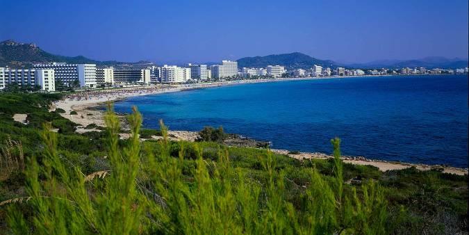 Cala Millor, en Mallorca