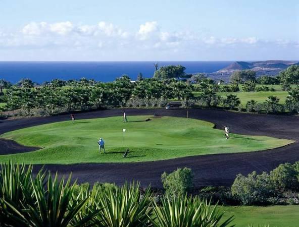 Golf del Sur, en Tenerife